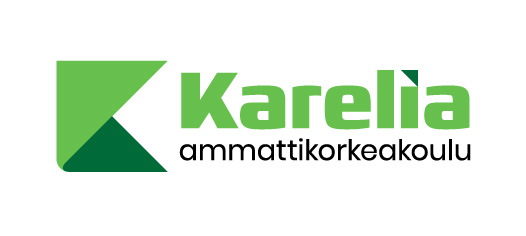 Karelia logo vihreä